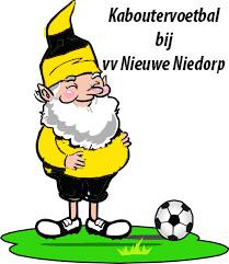 Kaboutervoetbal bij vv Nieuwe Niedorp